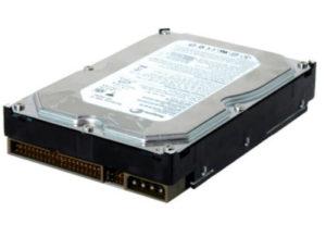 ide connector på ssd harddisk